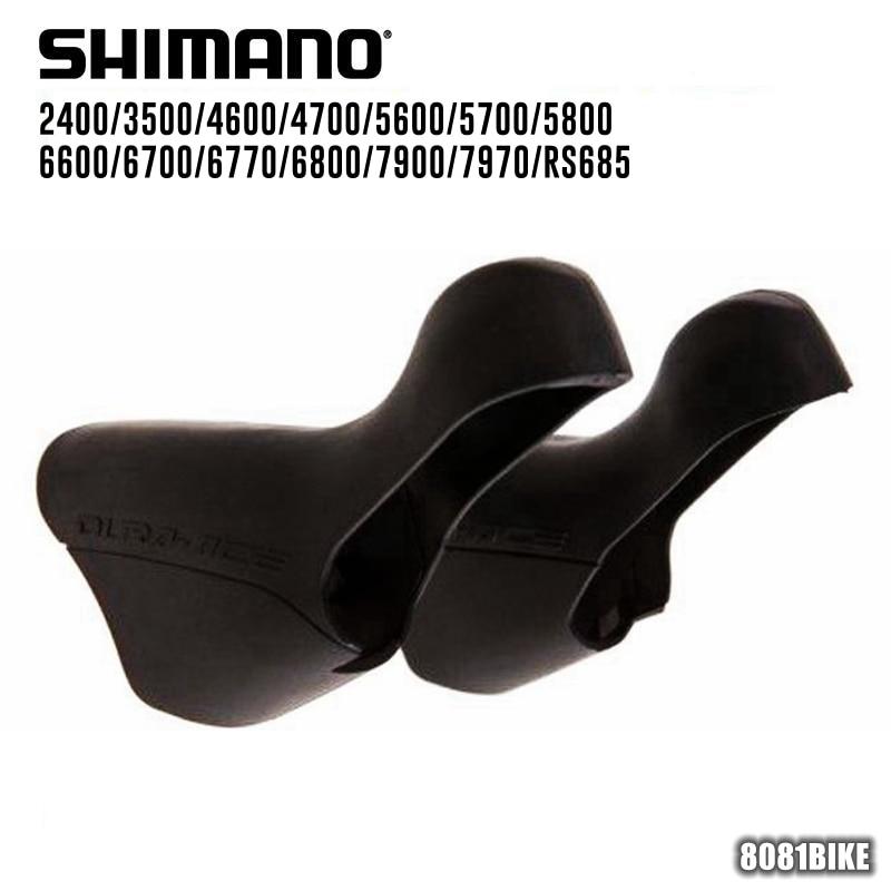 Shimano Ultegra ST-6800 Shifter Hoods 6800 105 5800 Shift Lever Hood Set Black