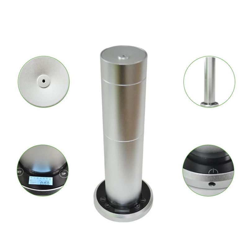 300 medidor cúbico escritório aroma difusor de óleo essencial purificador ar ultra sônico temporizador função unidade aroma óleo essencial diff - 3