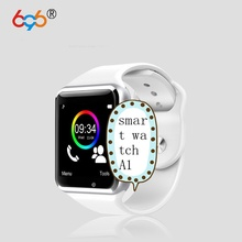 696 A1 colorful Pedometer Bluetooth Smart Watch with Camera SIM TF Card Android