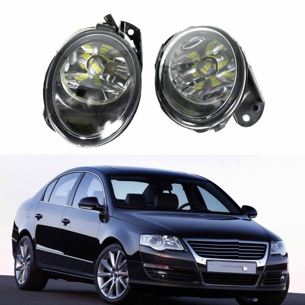 Car LED Light For VW Passat B6 3C 2006 2007 2008 2009 2010 2011 Car Styling