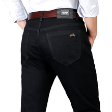 Laoyeche Merk 2019 Nieuwe Lente Herfst Business Jeans Regular Fit S Europese Amerikaanse Stijl Stretch Mannen Jeans Luxe 9 Kleuren