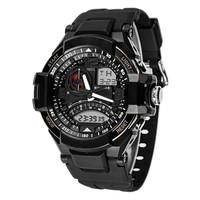 Gift Drop Shipping New Multi Function Military Digital LED Quartz Sports Wrist Watch Waterproof Relogio Feminino