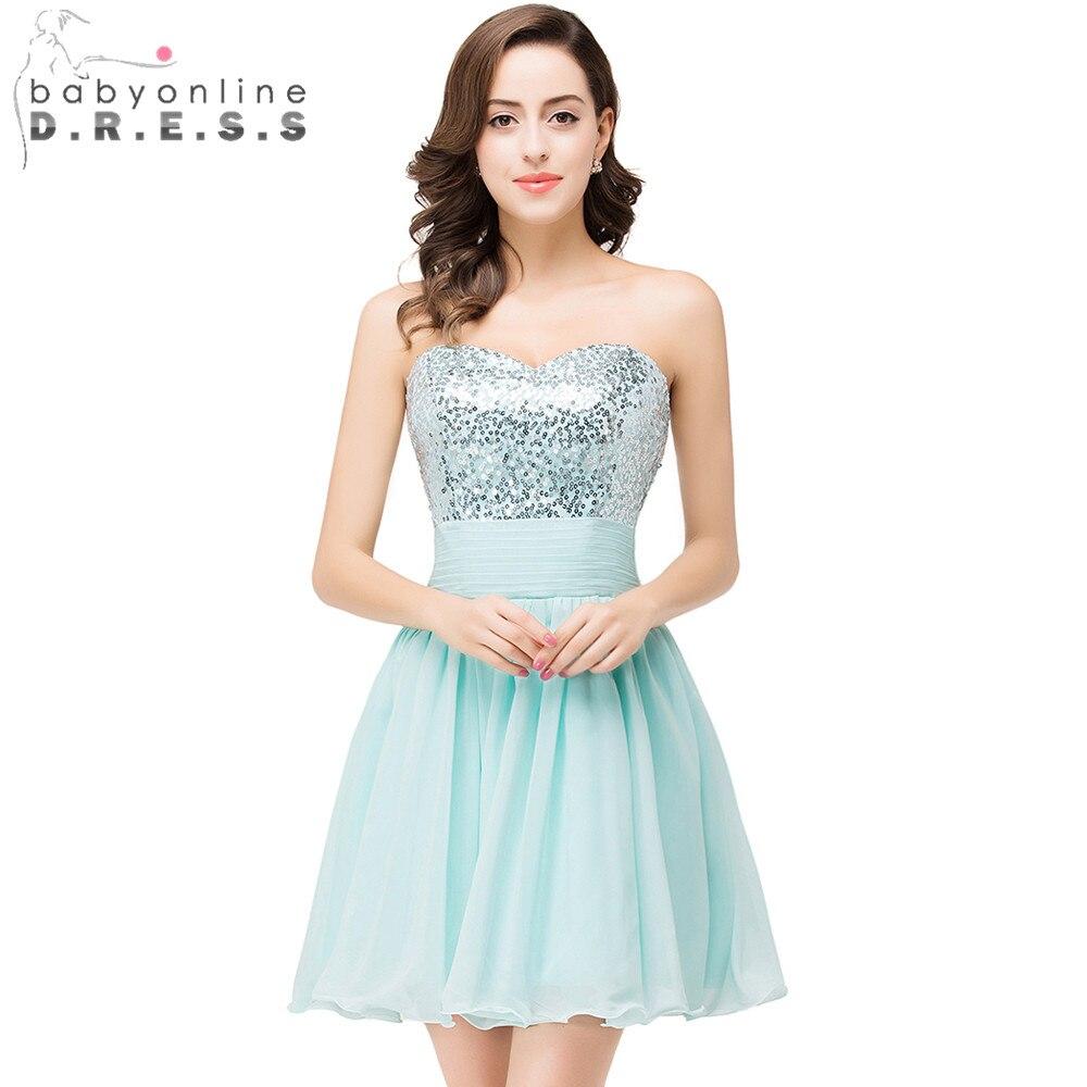Online Get Cheap Short Sequin Prom Dresses -Aliexpress.com ...
