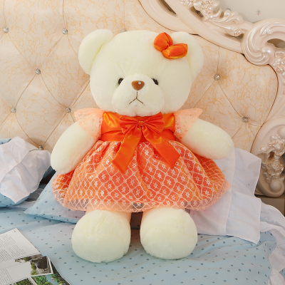 lovely white bear in pretty skirts dress large 100 cm plush toy soft hug toy pillow  ,Christmas gift x243lovely white bear in pretty skirts dress large 100 cm plush toy soft hug toy pillow  ,Christmas gift x243