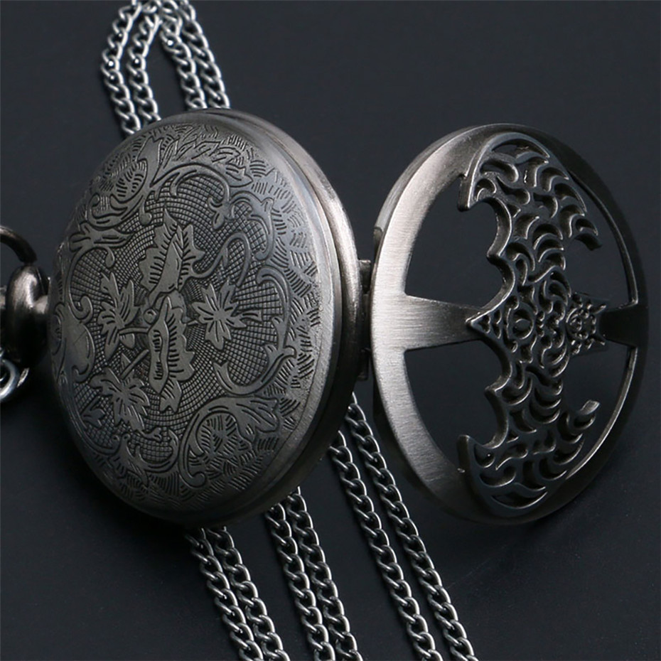 batman pocket watch, pocket watch, pendant watch jewelry, birthday gifts for kids (7)