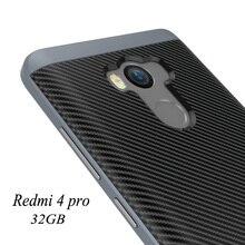 Для Xiaomi redmi 4 pro простые case Силиконовый Чехол ТПУ + PC Рамка гибридный Задняя крышка Крышка для xiaomi redmi 4 pro простые случаи 32 ГБ 5.0″