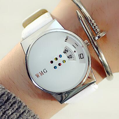Luxury Brand Leather Quartz Watch Women Men Casual Fashion Bracelet Wrist Watch Wristwatches Clock Relogio Feminino Masculino