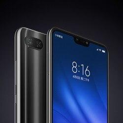 Xiaomi mi 8 smartfon wersja globalna 4GB pamięci RAM 64GB ROM telefon 6.26 cal Octa rdzeń przedni aparat 24 MP mi 8 lite telefon 5