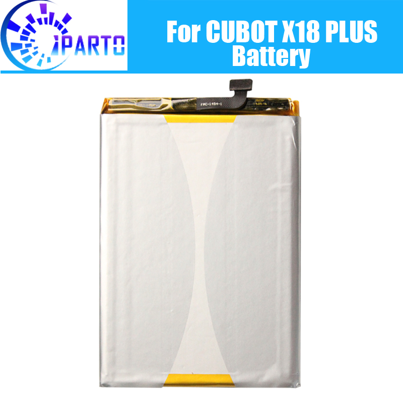 <font><b>CUBOT</b></font> <font><b>X18</b></font> PLUS <font><b>Battery</b></font> Replacement 100% Original New High Quality High Capacity 4000mAh <font><b>Battery</b></font> for <font><b>CUBOT</b></font> <font><b>X18</b></font> PLUS image