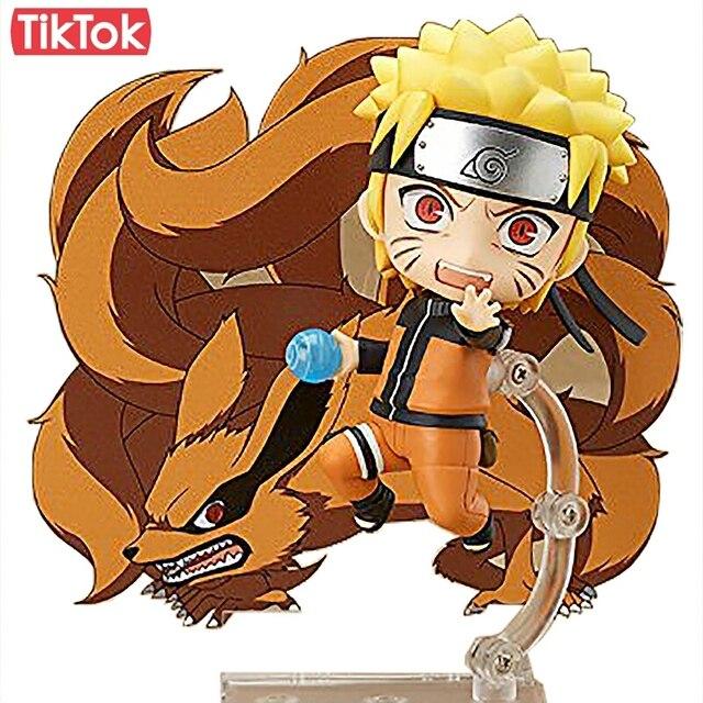Naruto Shippuden Naruto Uzumaki Kyuubi Kurama Sembilan Ekor Rubah