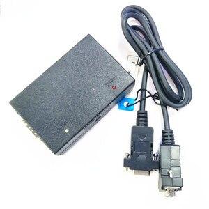 Image 2 - Kit de boîte de programmation dinterface de nervure de RPC MRIB avec le câble de goupille de DB 9 pour le talkie walkie bidirectionnel de Radio de MOTOROLA J258