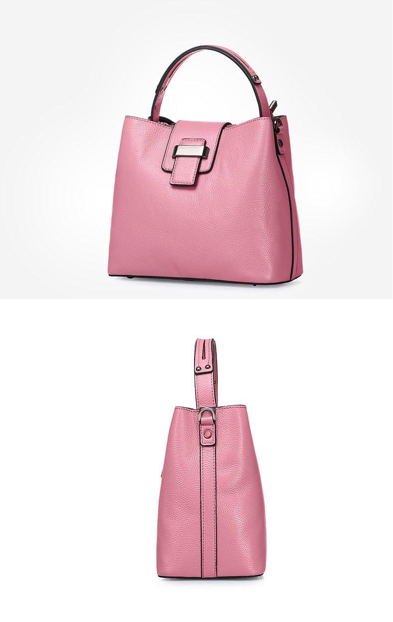 women genuine leather handbag 23