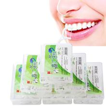 30Pcs/Box Dental Flosser Interdental Brush Teeth Cleaning Stick Toothpicks Floss Pick Oral Hygiene Tooth Care Tool RP1-5