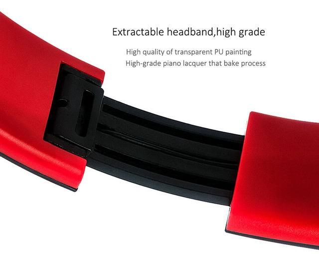 Auriculares Bluetooth con FM y Soporte de Tarjeta SD