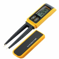 Multimeter Resistance Capacitance Diode Test on Surface Mounted Device SMD Tweezers Digital Resistance Tester Pen