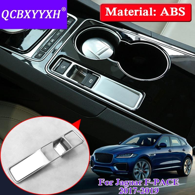 Jaguar F Pace Cheap Interior: QCBXYYXH Car Styling For Jaguar F Pace 2017 2019 Interior