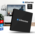 S912 Alfawise S92 TV Box Android 6.0 os Amlogic Octa-core Set-top Boxes 2.4G + 5.8G Dual Wi-fi Bluetooth 4.0 Multi-media Player