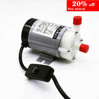 Food Grade Water Pump Brewing pump Homebrew MP-10RN with on/off switch Wort Transfer Magnetic Drive Circulation pumps