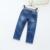 Nova Chegada Do Bebê Meninas Casual Denim Calça Jeans Meninas Bordado-flor Jeans Crianças Calça Jeans Primavera Outono Crianças de Alta Qualidade Longa calças