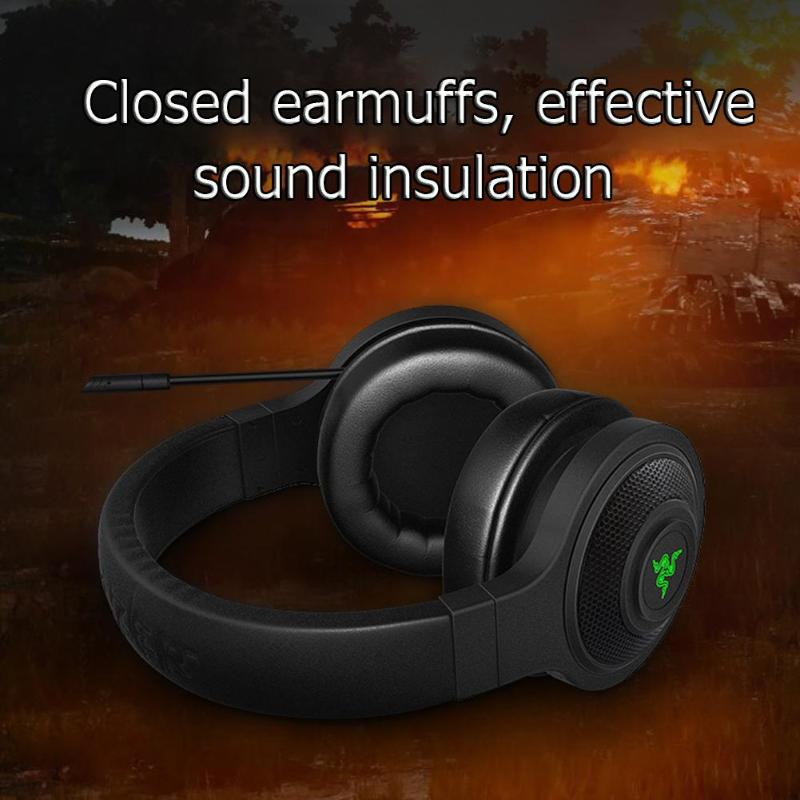 Kraken MIC Headset Isolating 13