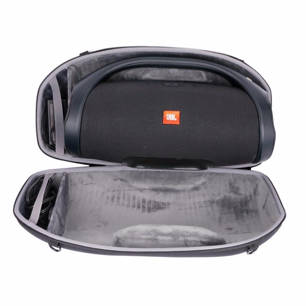 Boîte de protection pour JBL BOOMBOX Portable sans fil Bluetooth haut-parleur pochette de rangement sac pour jbl boombox voyage étui de transport EVA