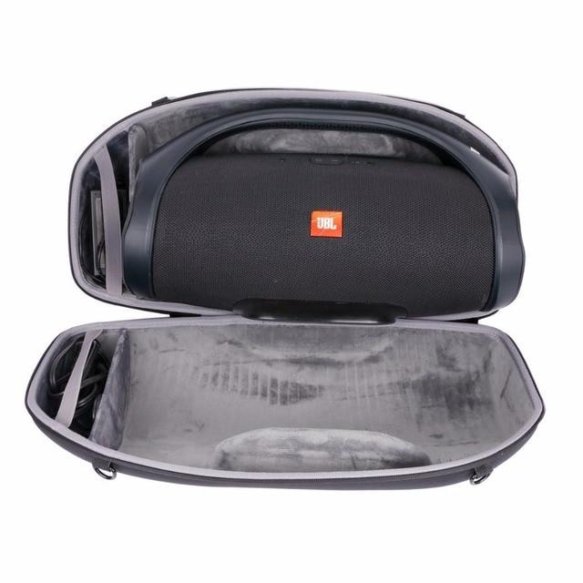 Pudełko ochronne dla JBL BOOMBOX przenośny głośnik bezprzewodowy bluetooth pokrowiec torba do jbl boombox bilansowa podróży pokrowiec eva