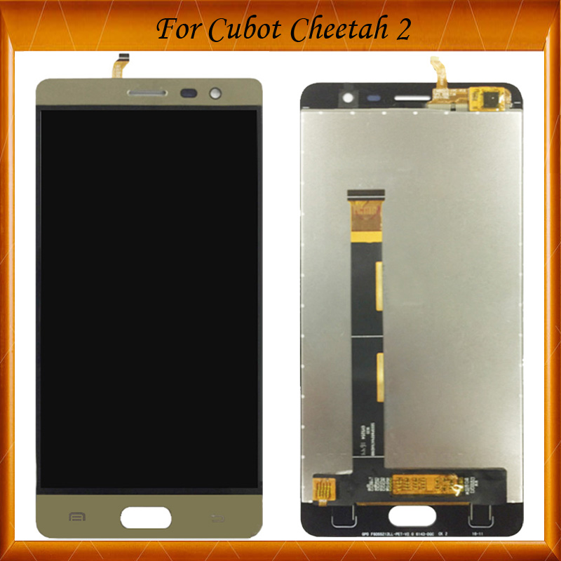 High Quality 5.5 inch 1920*1080 Touch Screen For Cubot Cheetah 2 LCD Display Screen With Touch Digitizer Assembly IN Stock