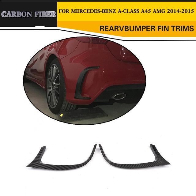 Exterieur auto  Aliexpress.com : Carbon Auto Racing Heckstoßstange Vents Exterieur ...