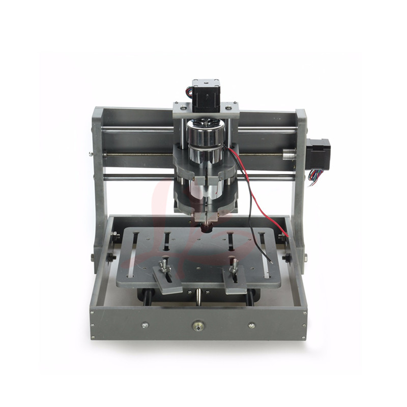 DIY Mini 2020 CNC Router Nema17 Stepper Motor 300W Wood Milling Machine