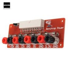 Новое Поступление Электрической Цепи 24 Pins ATX Настольный Плата Питания Питания Компьютера Breakout Адаптер Горячая Продажа Высокого Качества