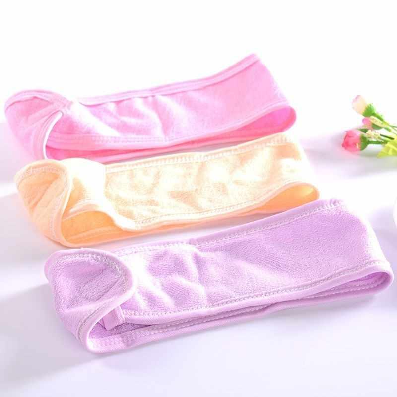 Oppohere, 5 estilos, lo más nuevo, ducha de Spa de colores, maquillaje de moda para mujeres, lavado de cara, cinta de maquillaje, accesorios de bandas para el cabello