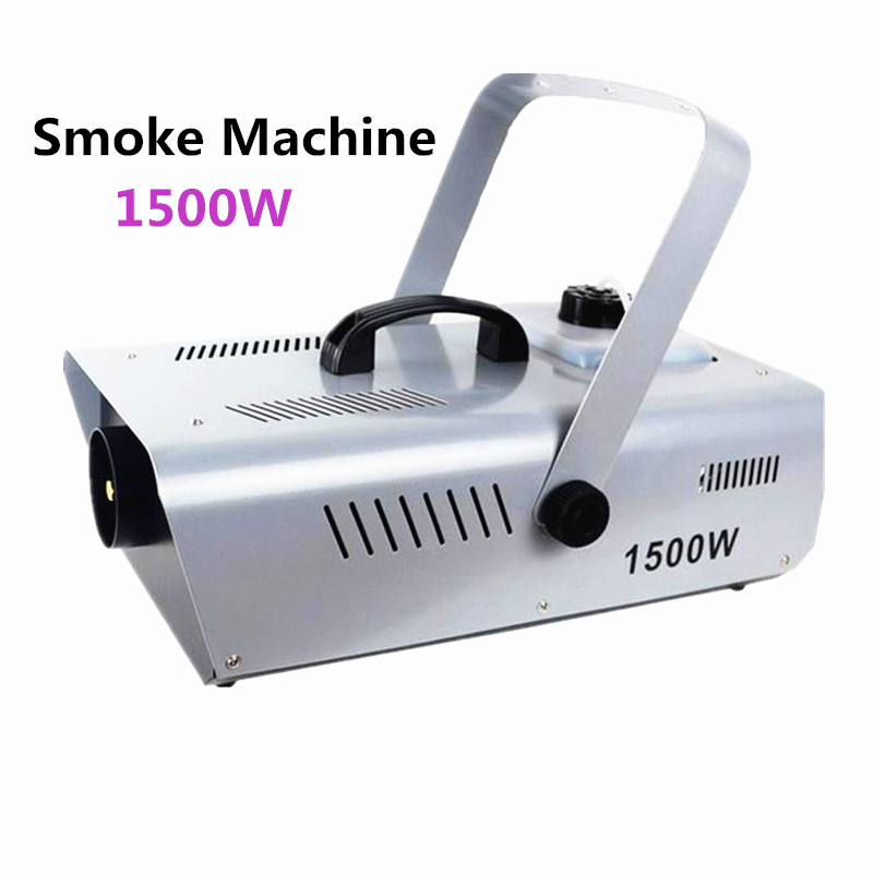 1500W Fog Machine/500W LED Smoke Machine Professional Fogger For Wedding Home Party Stage DJ Equipments/400W Stage Smoke Ejector