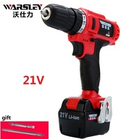 21v Batteries Screwdriver Electric Cordless Drill Power Tools Like Speed Dremel Perceuse Sans Fil Electric Tools