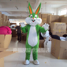 Easter Bunny Mascot Costumes Rabbit and Bugs Adult mascot for sale
