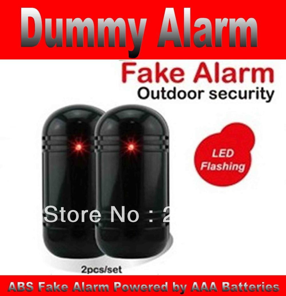 Dummy fake alarm security siren with led flashing light for home dummy fake alarm security siren with led flashing light for home security system free shipping on aliexpress alibaba group aloadofball Image collections