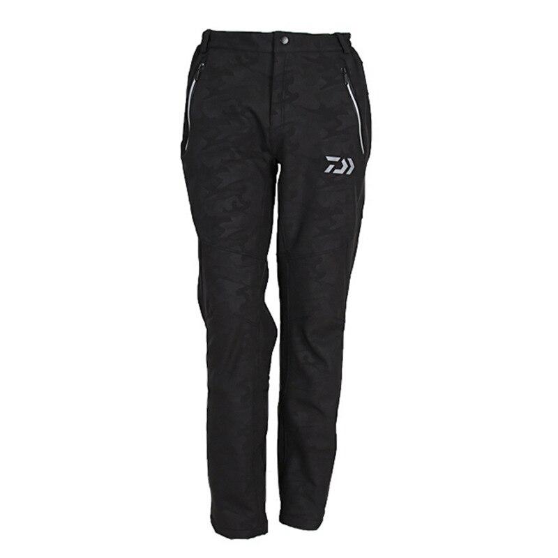2017 Antumn Winter Outdoor Warmth Warm Sports Pants Plus Maxi Size Men Fishing Clothing Waterproof Breathable Fleece Pants plus size funnel collar maxi asymmetric hoodie