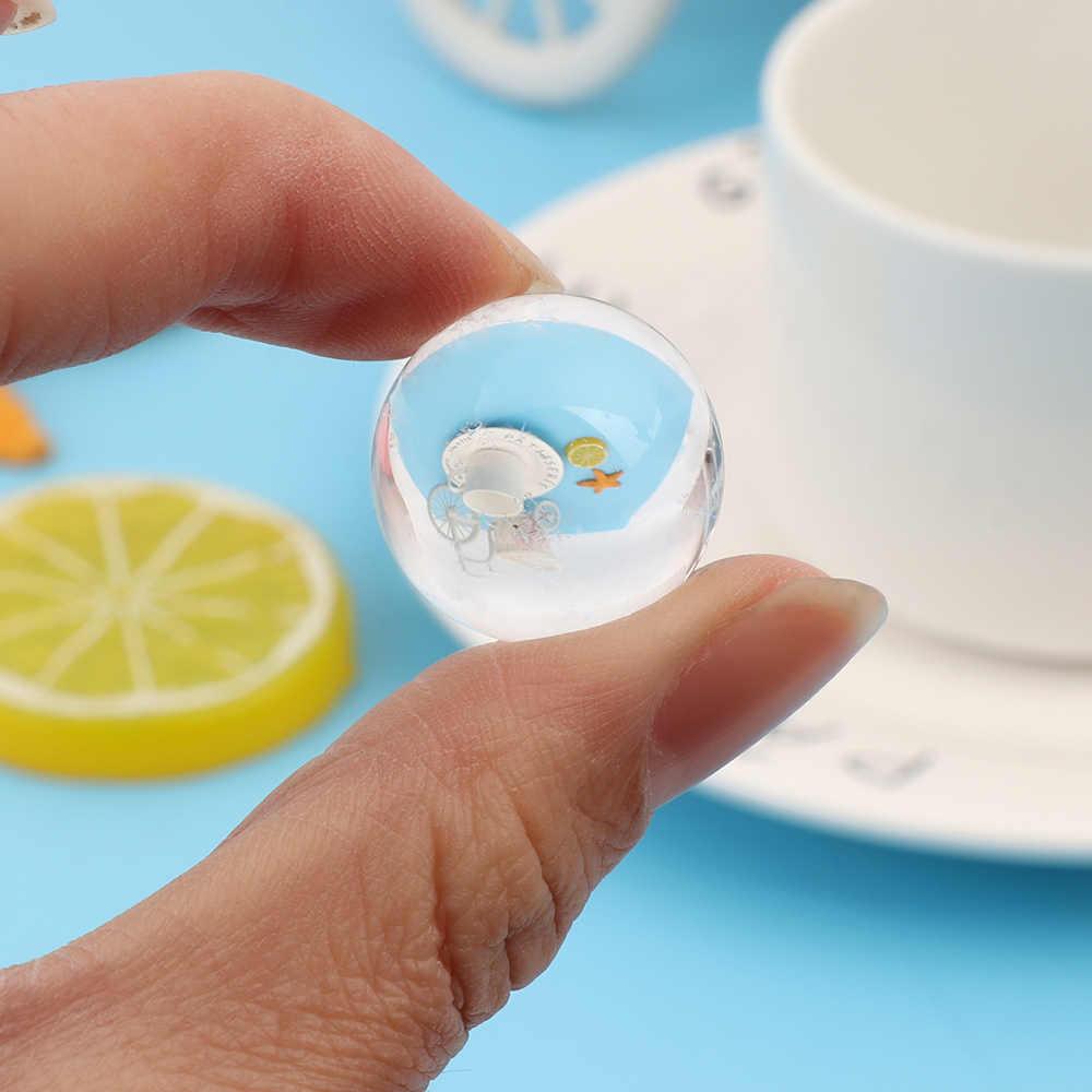 אופנה חדשה טבעי 18-20mm סגול ורוד ברור אסיה קוורץ כדור קריסטל כדור כדור שולחן תפאורה מזל טוב כדור ריפוי כדור מתנה