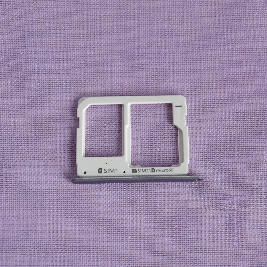 Single / Dual SIM Micro SD Card Tray Holder Slot for Samsung Galaxy A3 A5 A7 2016 A310 A510 A710