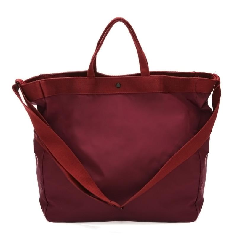 Nylon Women's Outdoor Portable Storage Sport Bag For Sports Gym Large Capacity Portivnye Handbags Women Fitness Travel Bag