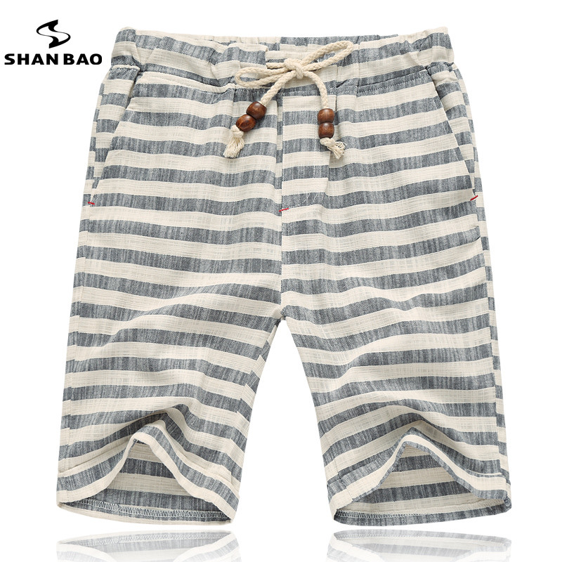 Mens Striped Shorts Promotion-Shop for Promotional Mens Striped ...