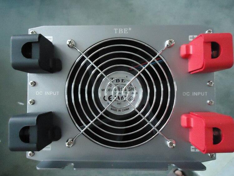 10000W Onda Sinusoidale Pura Solar Power Inverter Dc 12 V 24 V 48 V a 220 V Ac 110 V Converter Adapter con Il Caricatore Usb Potenza di Picco 20000W - 4