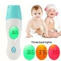 Novo 8 em 1 Multi-função de Leite Do Bebê Termômetro LCD Digital Testa Orelha Temperatura Infravermelho IR de Cuidados de Saúde de Diagnóstico-ferramenta