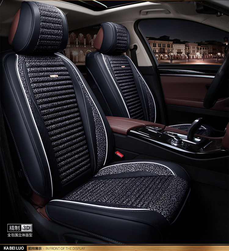 TO YOUR TASTE auto accessories new leather car seat cushions for Suzuki Auto Swift Liana 2 Sedan Jimny GRAND VITARA Wagon R safe