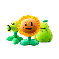 Плюшевые растения