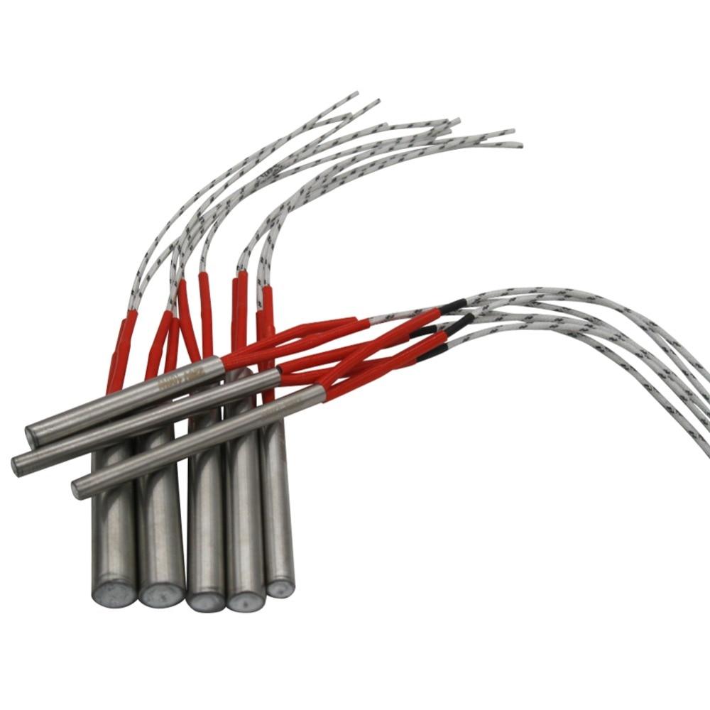 New 1pcs 10mm x 300mm 220V 400W Electric Heating Element Cartridge Heater