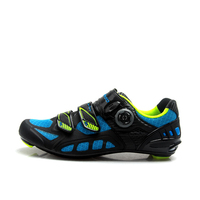 TIEBAO Lightweight Bike Shoes Carbon Fiber Cycling Shoes Breathable Road Cycle Shoes R1502D
