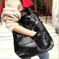 2016 Korean winter leisure female space down the internal spacing shoulder diagonal cross cotton bag free shipping
