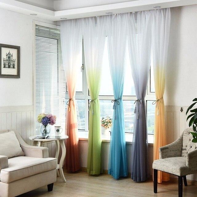 100 270 cm style europeen couleur blackout barres jacquard rideaux pour chambre tulle rideaux ensembles