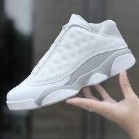 2019 new basketball shoes jordan basketball shoe high top sneakers high quality without logo