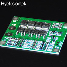 3S 25A 12V BMS 18650 Li-ion Lithium Battery PCM 3S 18650 Lipo Lithium Charger Battery BMS Protection Circuit Board With Balance